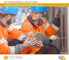 Ochiba OPTIONS Mobile Solutions