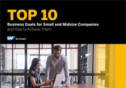 Top 10 Business Goals for Small and Midsized Companies